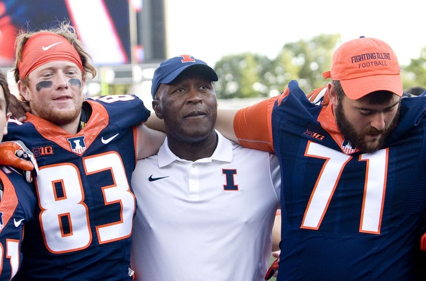 Image result for Lovie Smith illinois