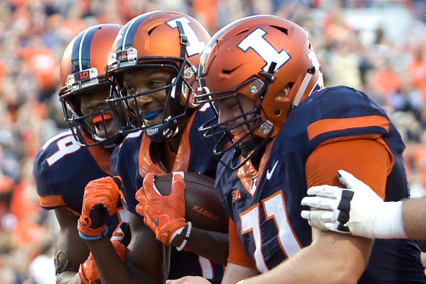 Illinois Fighting Illini College Football - espn.com
