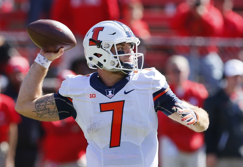 Illinois Football: Illini Best Case Scenario the Rest of 2016