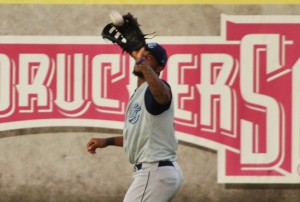 Domingo Santana (photo by Tammy Tucker)