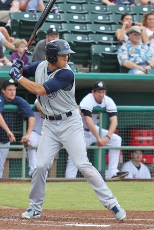 George Springer (photo by Tammy Tucker)