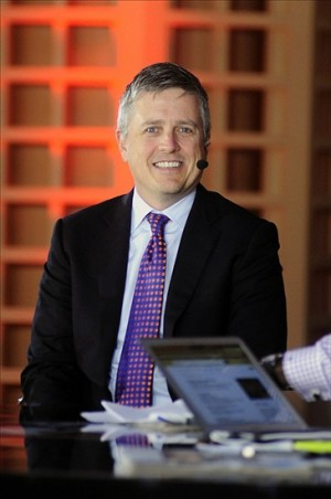 Jeff Luhnow (David Manning-USA TODAY Sports)