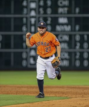 Jose Altuve (Troy Taormina-USA TODAY Sports)