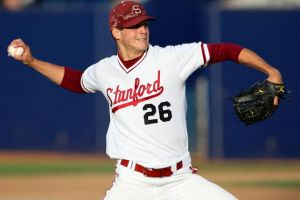 Mark Appel at Stanford (Jake Roth-USA TODAY Sports)