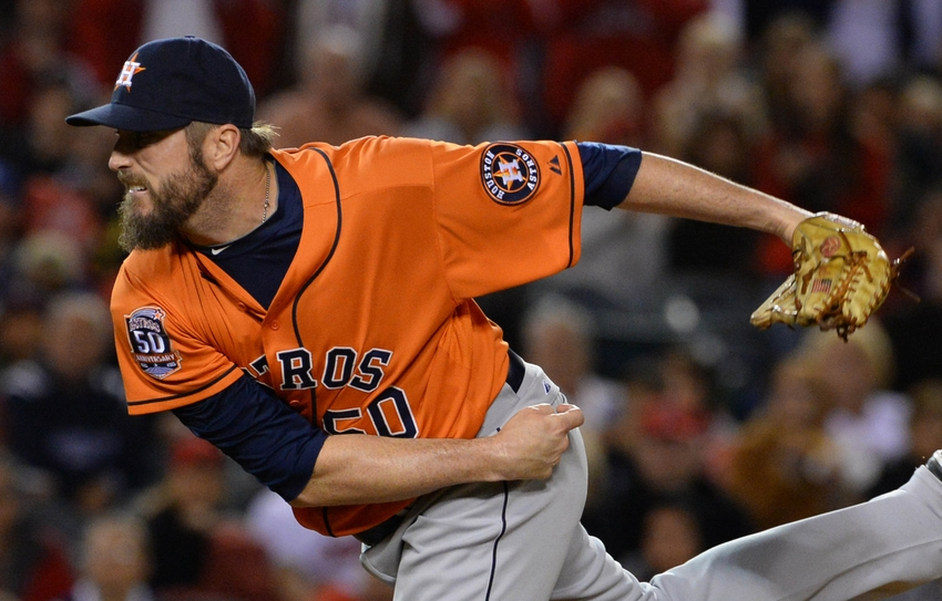 Chad Qualls Is Becoming Infamous With Astros Fans