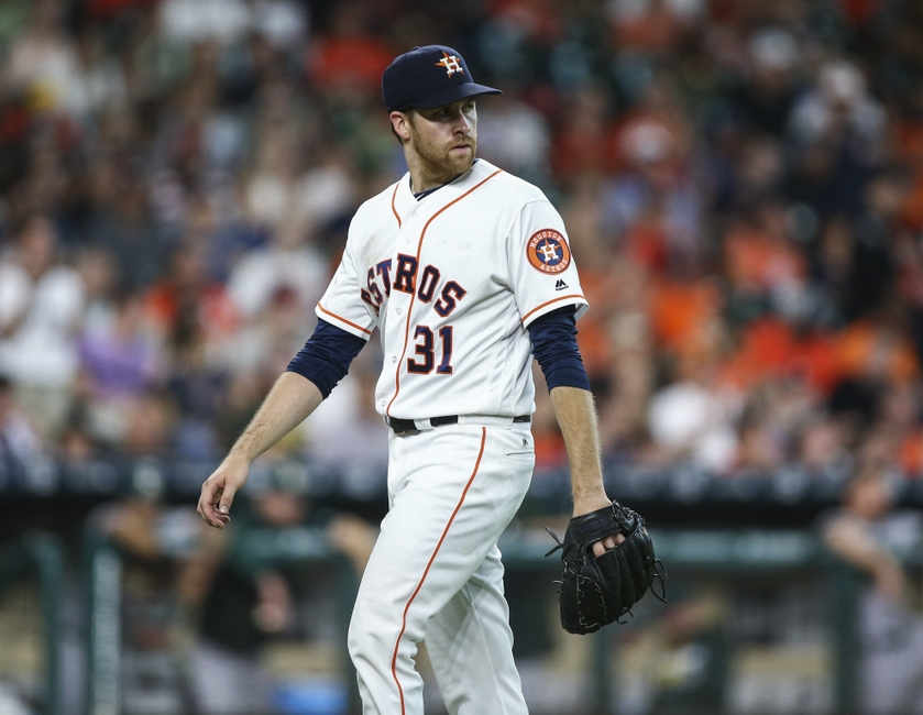Collin-mchugh-mlb-oakland-athletics-houston-astros