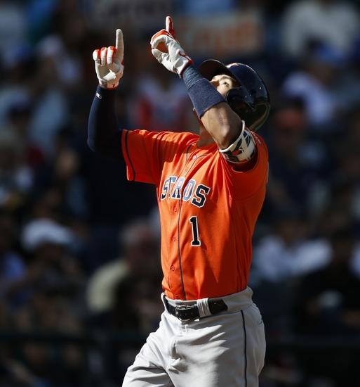 Houston Astros: The Age-21 Season of Carlos Correa