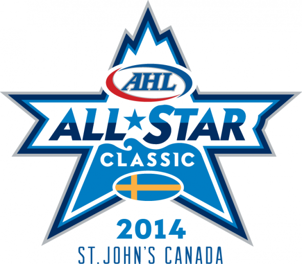 The 2014 AHL All-Star Classic logo Image Courtesy of Sportslogos.net