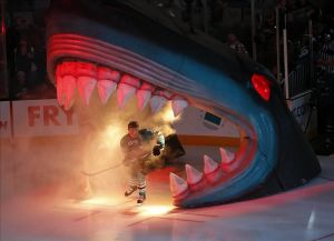 NHL: New York Islanders at San Jose Sharks. Mandatory Credit: Bob Stanton-USA TODAY Sports