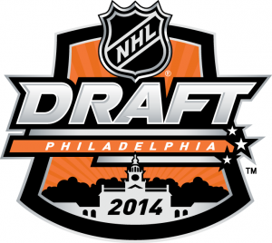 2014 NHL Draft logo, courtesy of SportsLogos.net