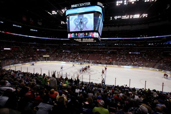 NHL: Columbus Blue Jackets at Florida Panthers. Mandatory Credit: Robert Mayer-USA TODAY Sports
