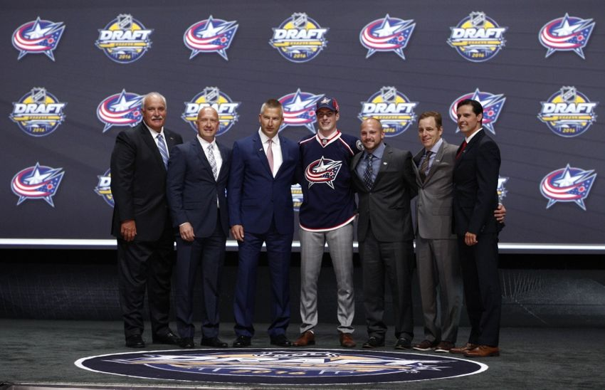 Columbus Blue Jackets Top 5 Draft Busts in Franchise History