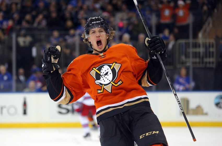 Anaheim ducks sign forward rickard rakell to 6 year deal - Louis ck madison square garden december 14 ...