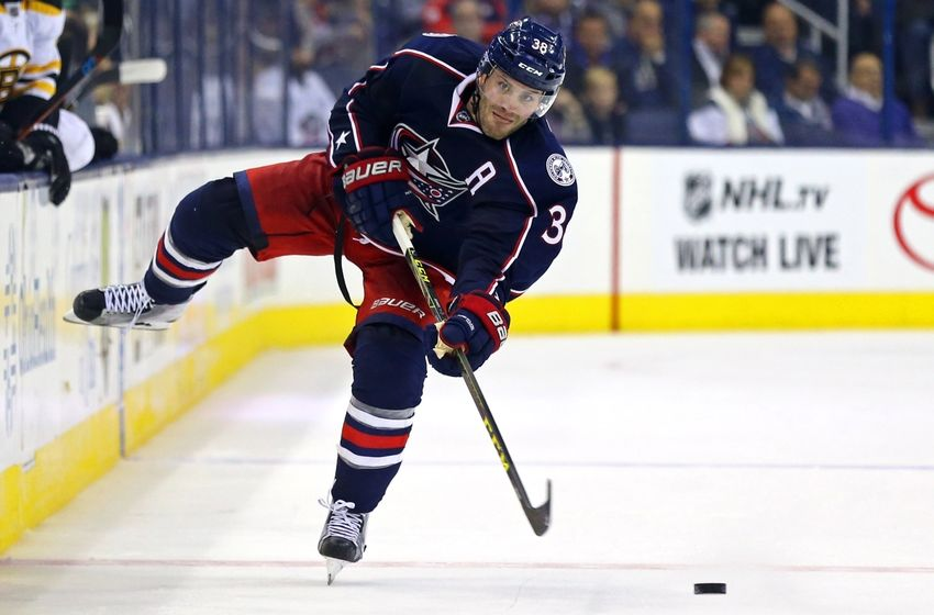 Columbus Blue Jackets Making a Mess of Their Forward Lines