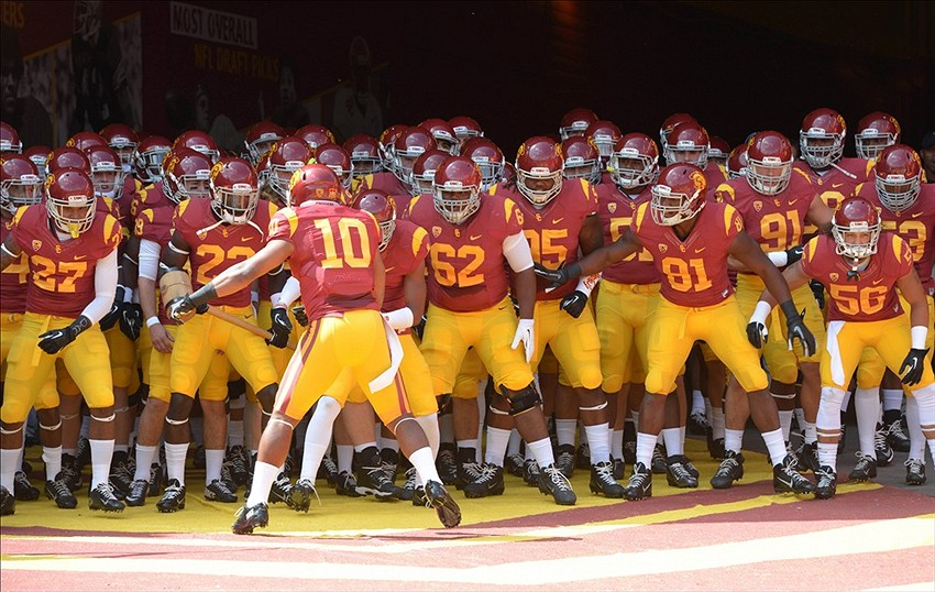 how to watch usc football online