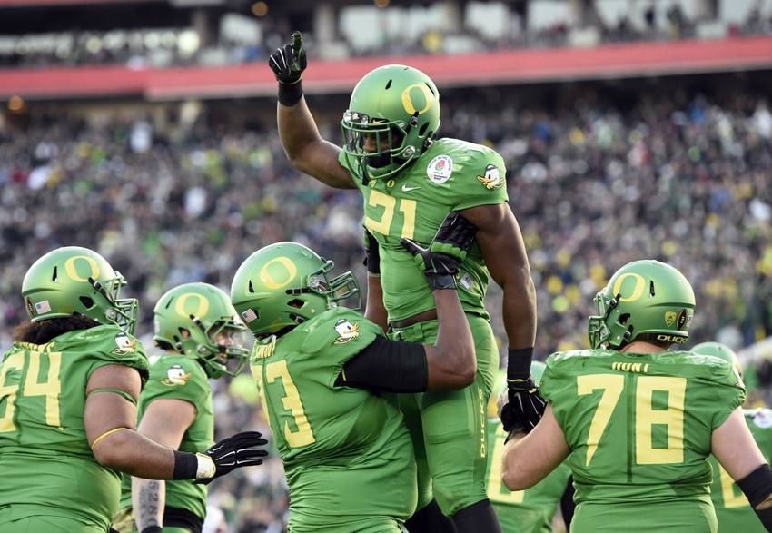 oregon state bowl projection Forecasting the postseason for the acc with week one complete.