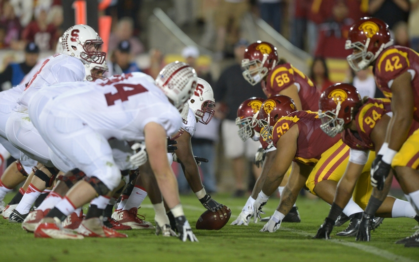 latest line ncaa football usa today score for stanford football game