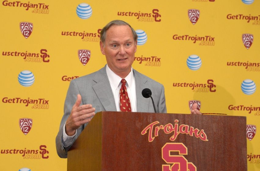USC athletic director Pat Haden to step down in June