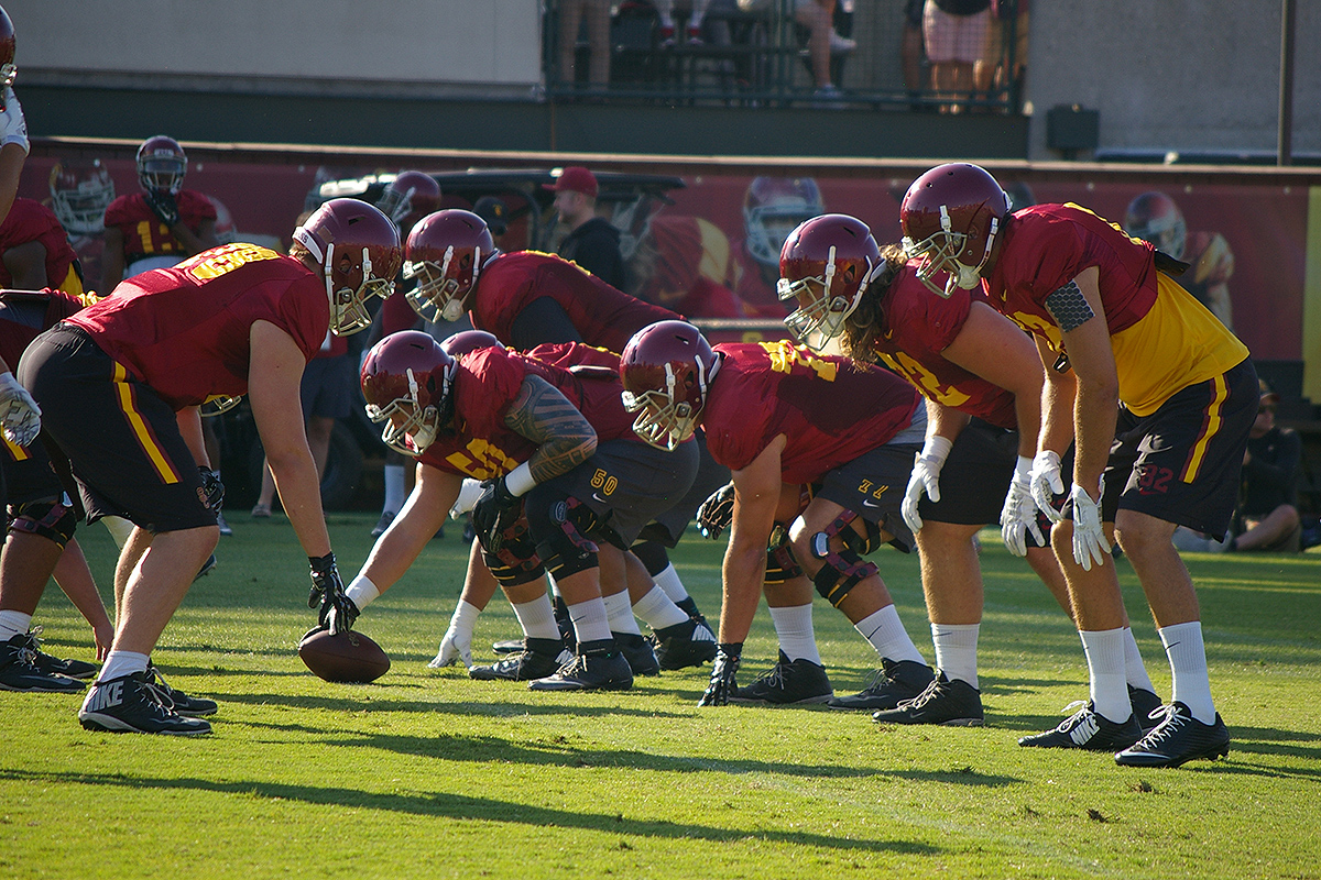 Usc-offensive-line