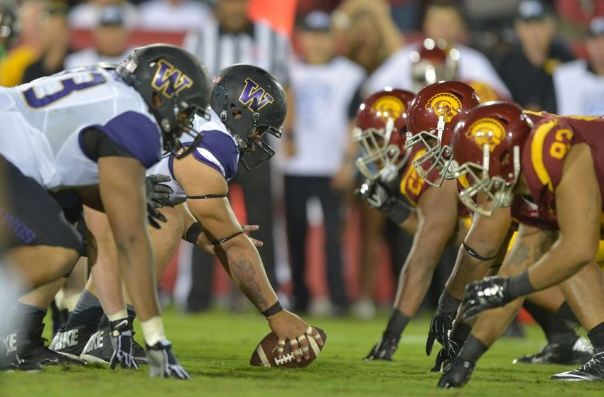 USC football and Washington have had their share of pivotal contests.
