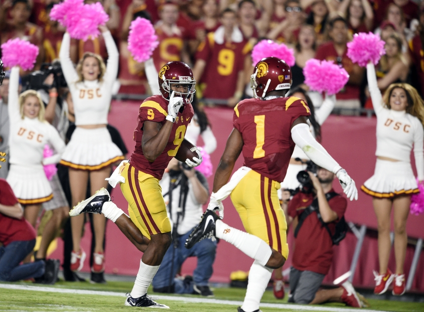 8672fd5dbe6 10 Best USC Football Plays Of The 2016 Season