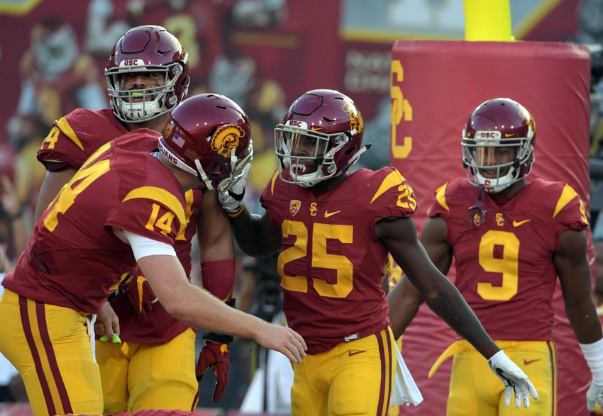 25ff530e0 Top 10 USC Football Players of 2016