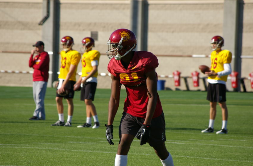 USC Football Spring Camp Notes: Focus On Lifting the ...