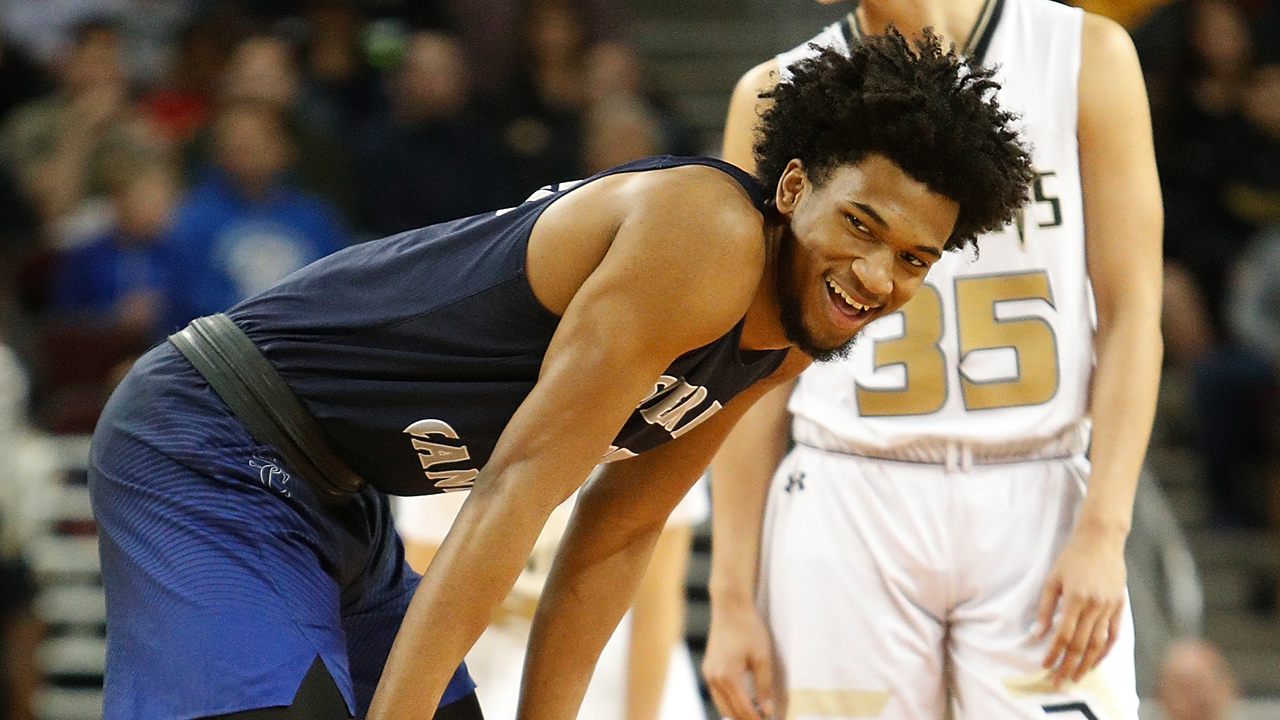 Marvin Bagley Highlights: USC recruit shows out at Peach Jam
