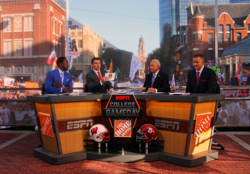 college football championship games espn college football wisconsin