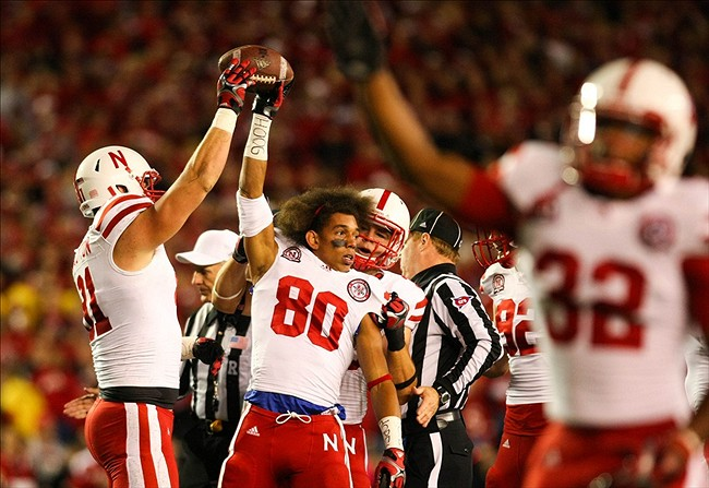 Thanks for the memories Ameer Abdullah & Kenny Bell ...