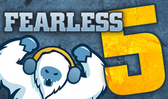 Fearless5