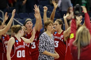 NCAA Womens Basketball: NCAA Tournament-Nebraska vs Duke
