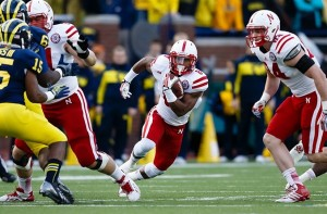 NCAA Football: Nebraska at Michigan
