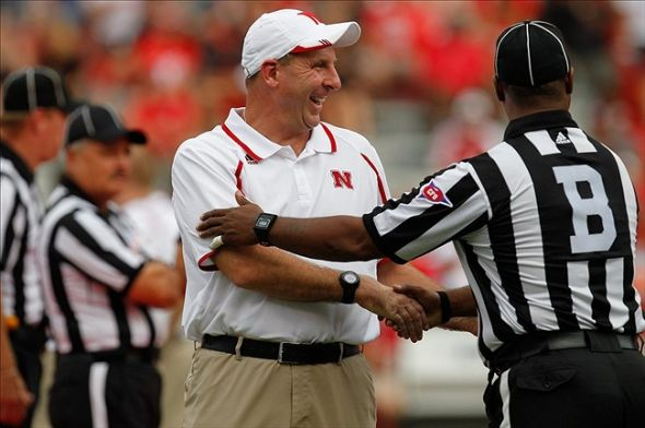 Nebraska Football Bo Pelini