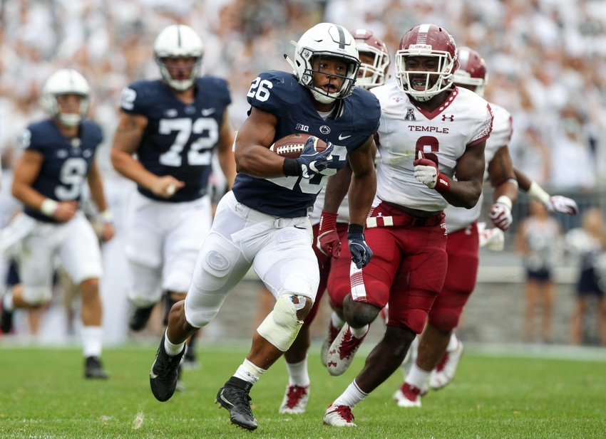 Penn State 'not going to overreact' in preparation for rest of slate