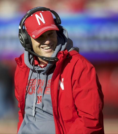 nebraska football mike riley