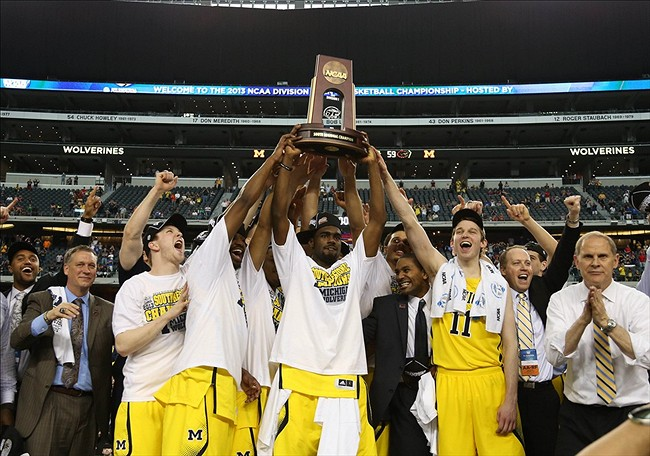 Michigan Basketball Final Four To the final four in theMichigan Basketball Final Four