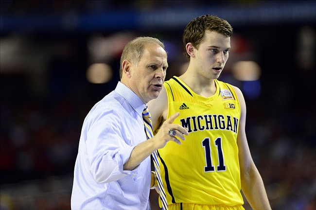 Michigan Basketball: An Initial Look at the 2013-2014 Team
