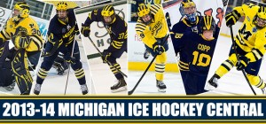 Michigan Hockey2013...2014