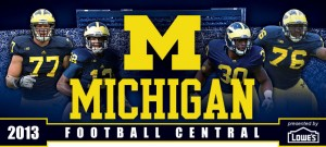 Michigan Football Central 2013