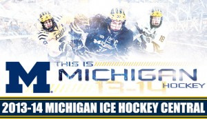 Michigan Hockey 2013-2014