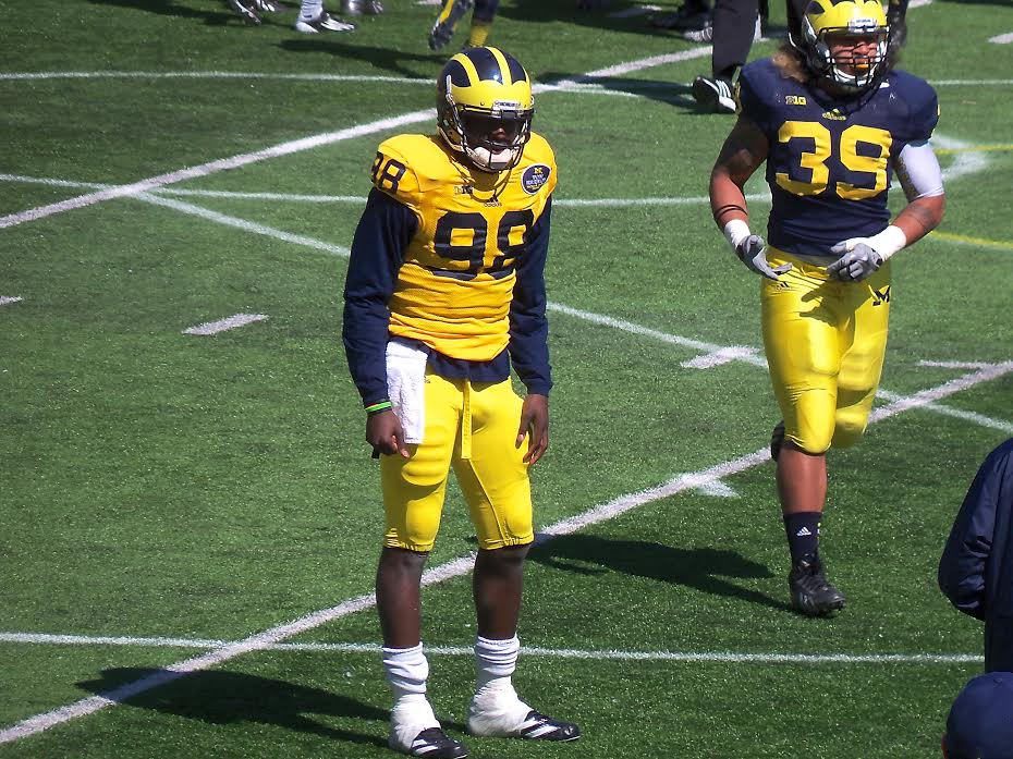 Michigan Football Spring Game Photos Part Ii Page 2