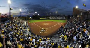 Michigan Softball 2