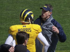 Morris and Coach Nuss