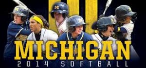Michigan Softball 3