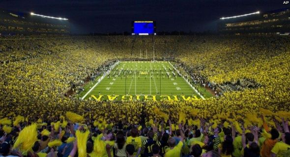 Notre Dame Michigan Football