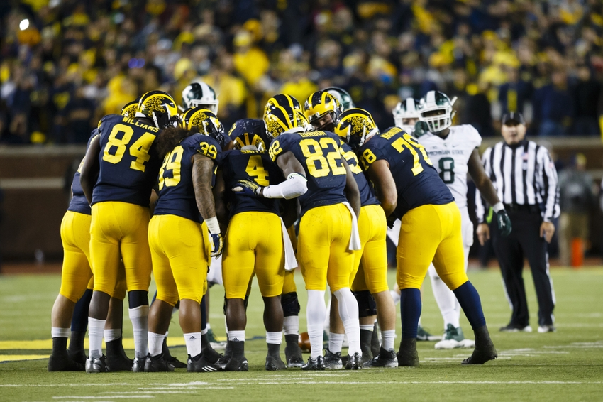 Michigan Football: Wolverines' Outlook Going Into Week 9