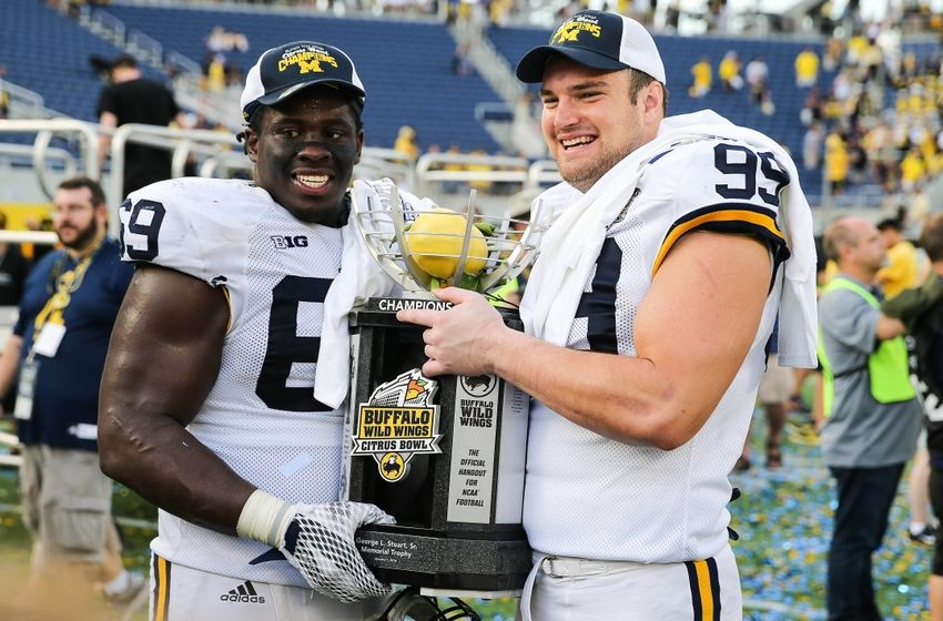 Nfl Draft Michigan Football Dt Willie Henry Will Bring