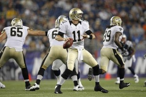Newly-added, Luke McCown Will Back Up Drew Brees in 2013