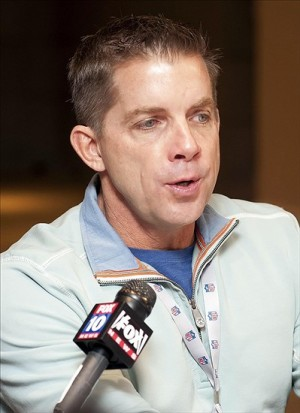Sean Payton Is Ready To Show Off His Wares in 2013 After A Season Away